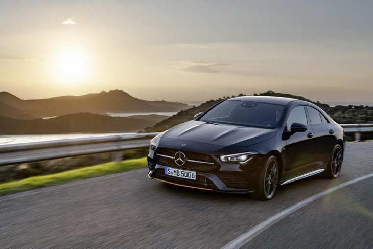 56 New Mercedes Cla 2019 Release Date Wallpaper