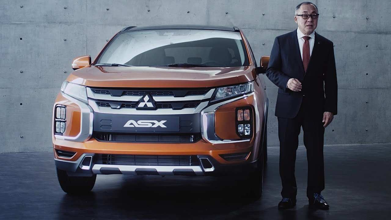 56 New Mitsubishi Asx 2020 Youtube Release Date And Concept