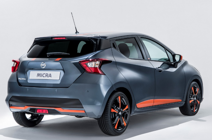 56 New Nissan Micra 2020 New Model And Performance