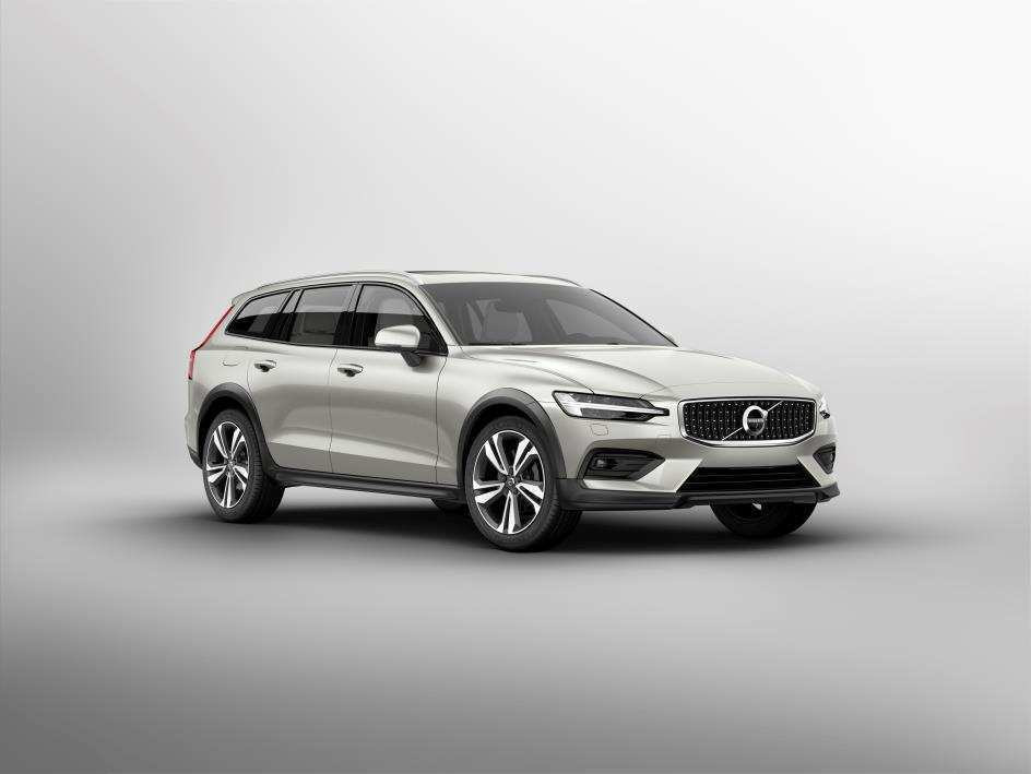 56 New Volvo 2019 V60 Cross Country Wallpaper
