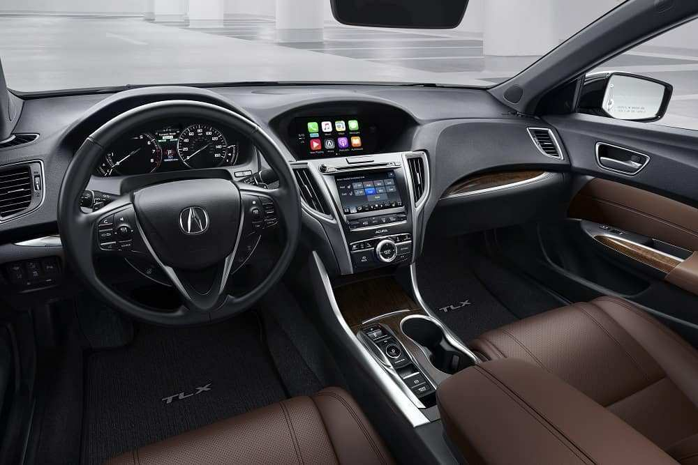 56 The 2019 Acura ILX Exterior And Interior