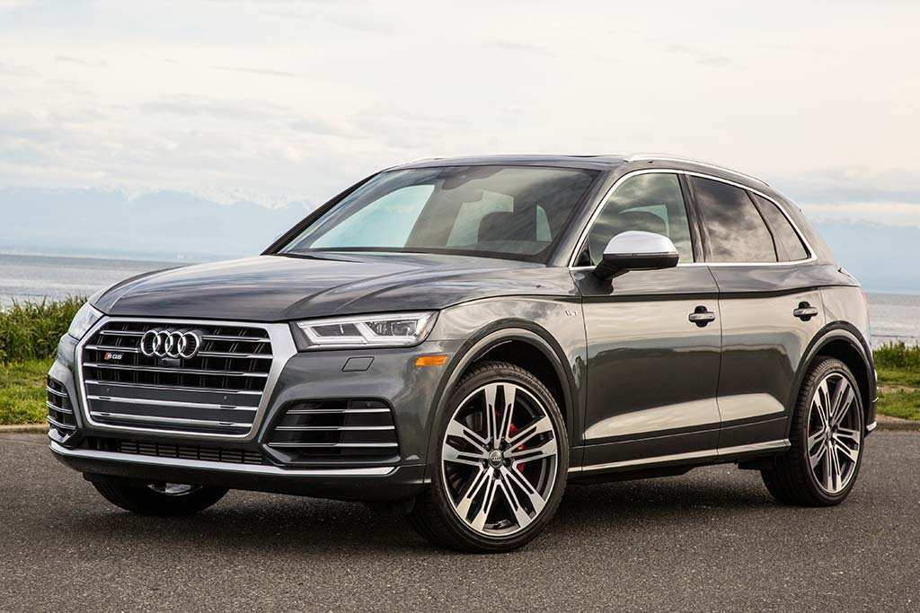 56 The 2019 Audi Sq5 Images