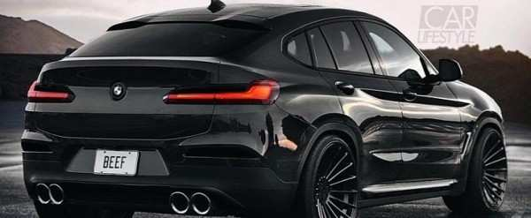56 The 2019 BMW X4 History
