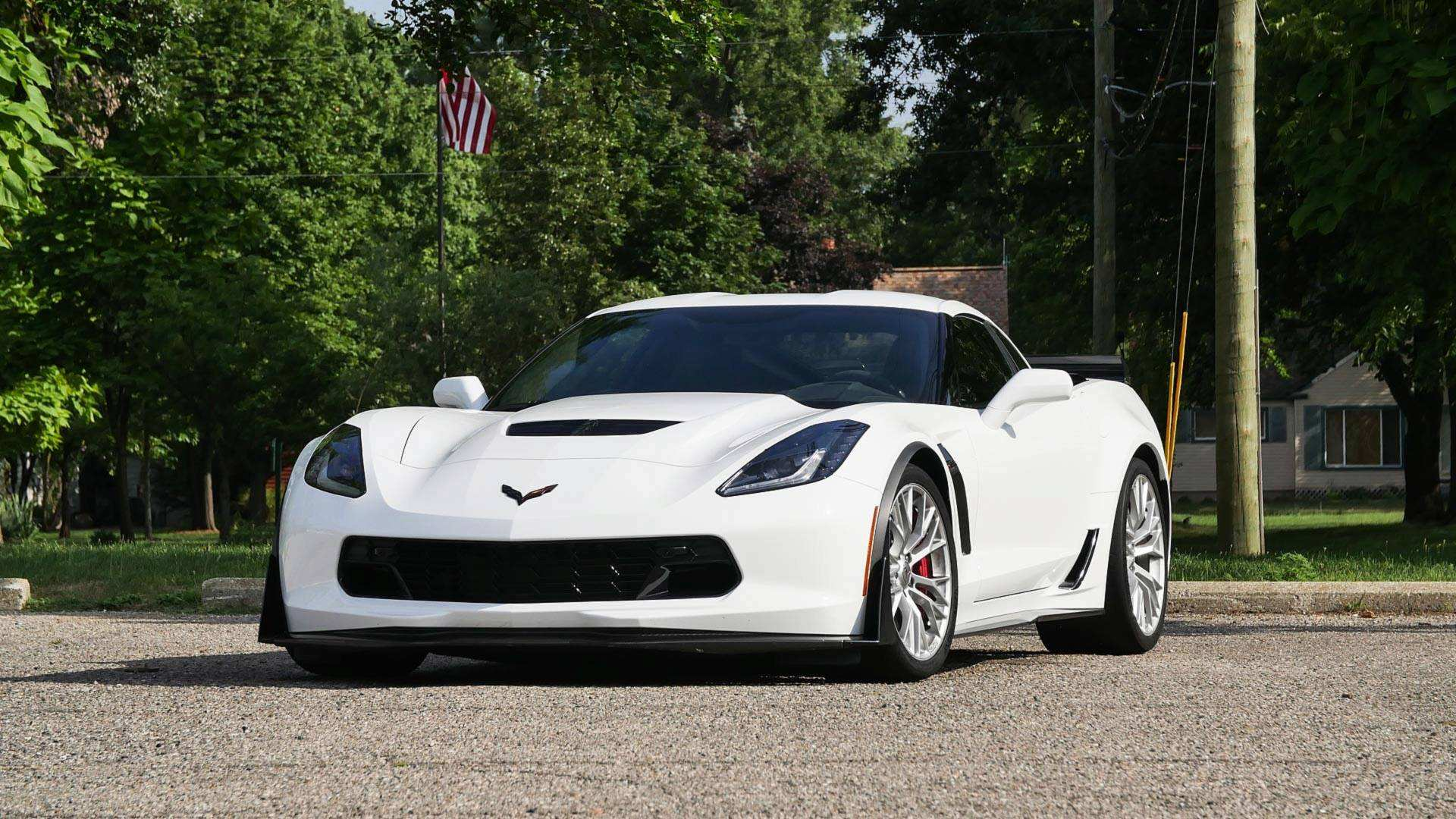 56 The 2019 Corvette Z07 Pricing