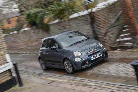 56 The 2019 Fiat 500 Abarth Exterior