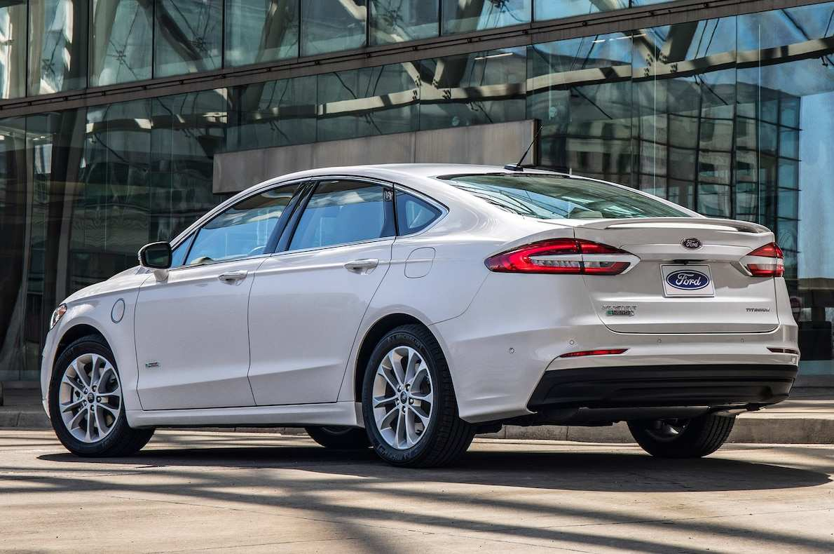 56 The 2019 Ford Fusion Specs