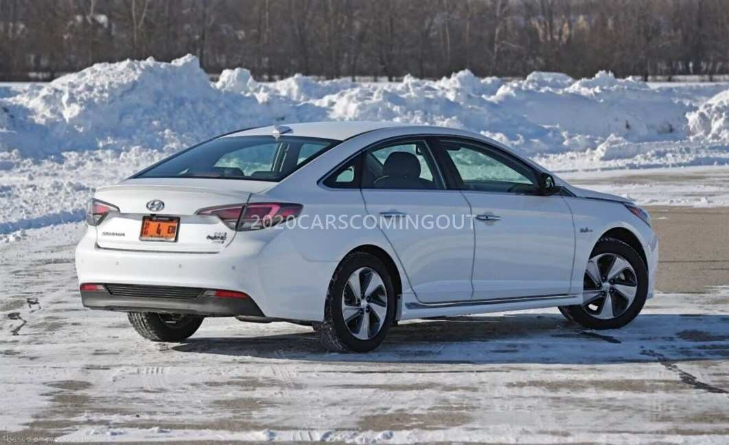 56 The 2019 Hyundai Sonata Hybrid Sport Redesign And Review