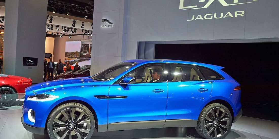 56 The 2019 Jaguar C X17 Crossover Price Design And Review