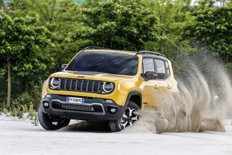 56 The 2019 Jeep Renegade Images