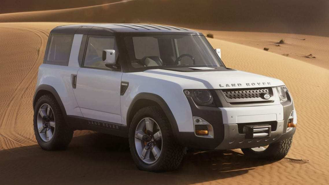 56 The 2019 Land Rover Defender Prices