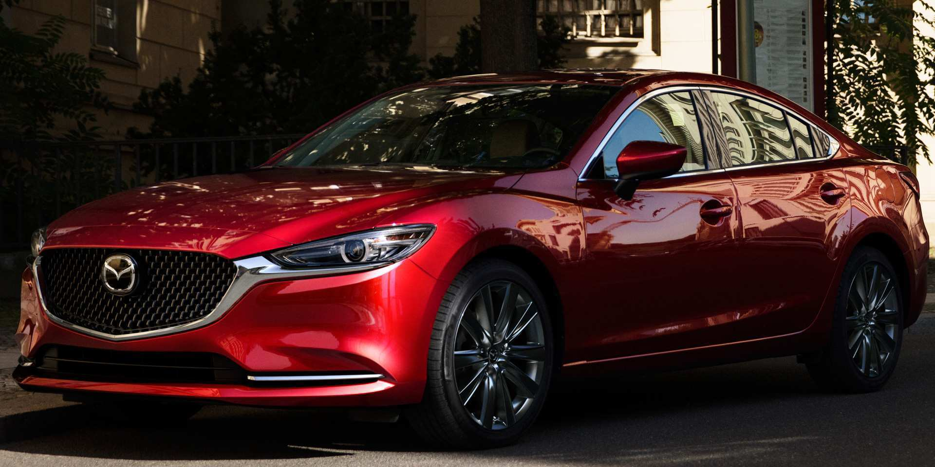 56 The 2019 Mazda 6 Rumors