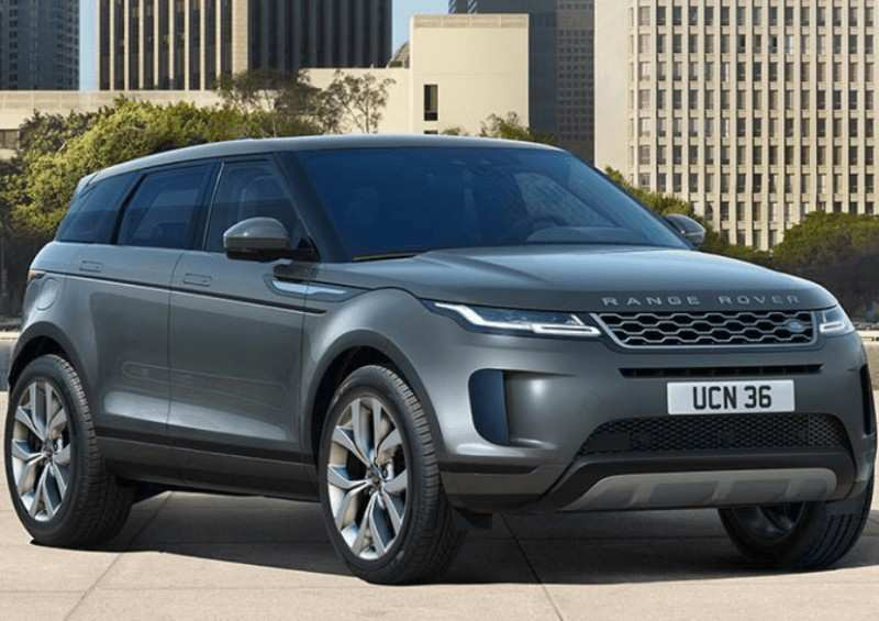 56 The 2019 Range Rover Evoque First Drive