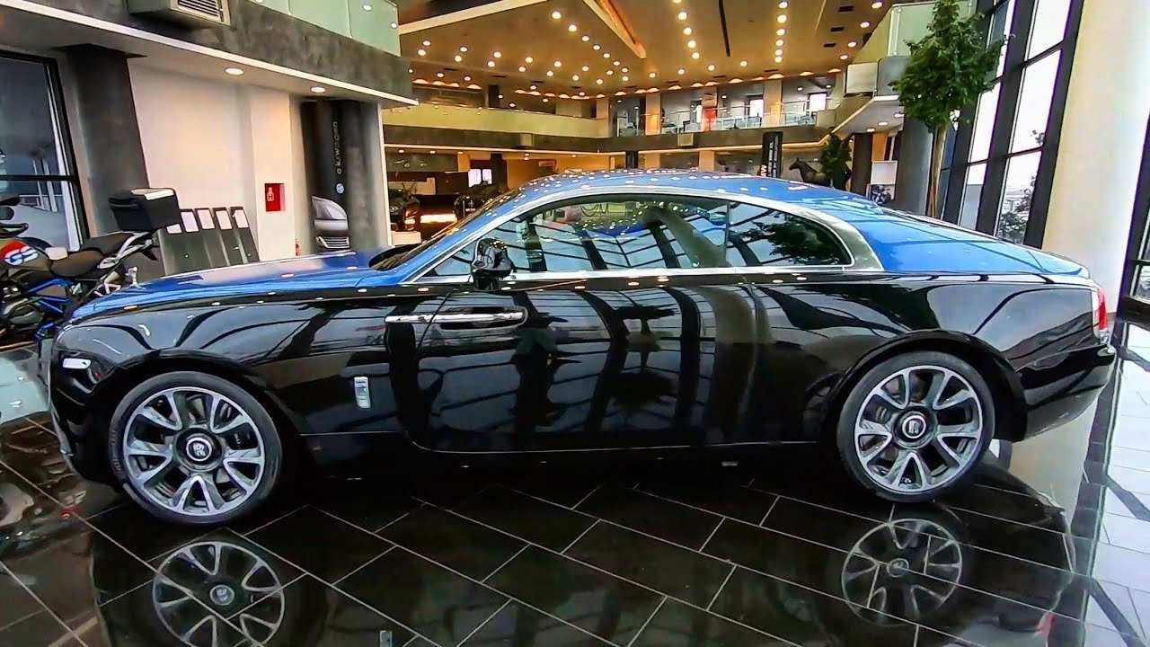 56 The 2019 Rolls Royce Wraith Exterior And Interior