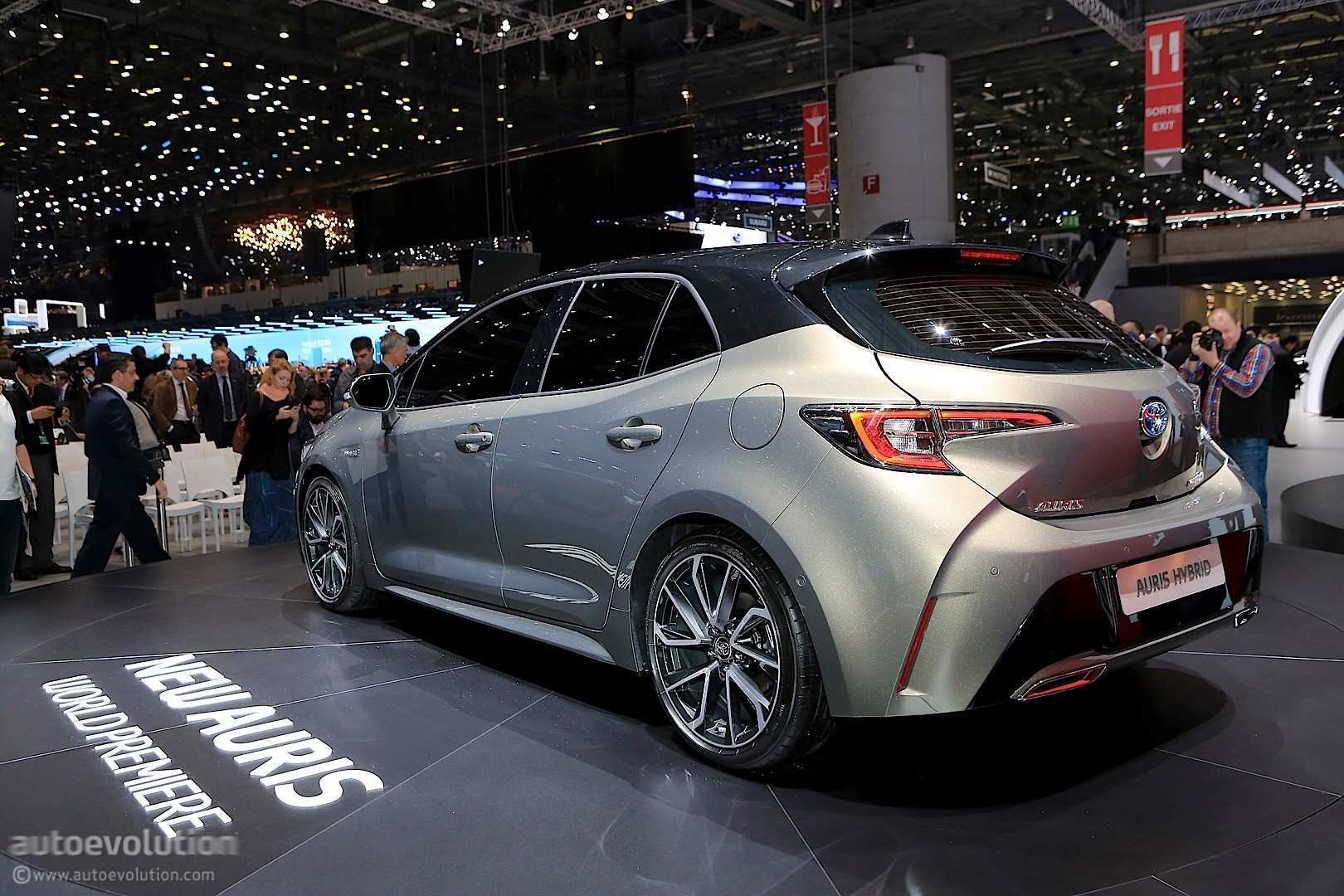 56 The 2019 Toyota Auris Redesign And Concept