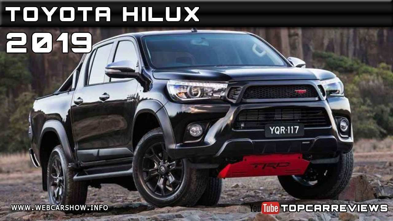 56 The 2019 Toyota Hilux Prices