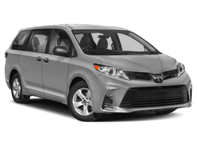 56 The 2019 Toyota Sienna First Drive