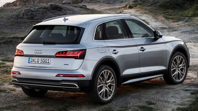56 The 2020 Audi Q5 Wallpaper