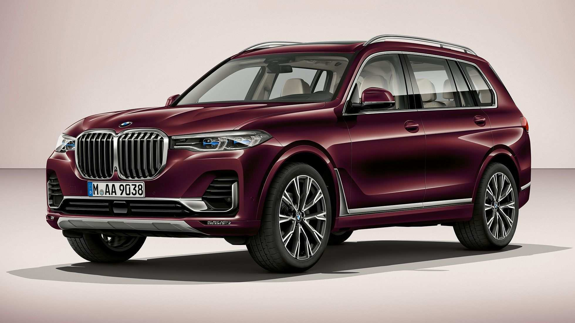 56 The 2020 BMW X7 Suv Series Pictures