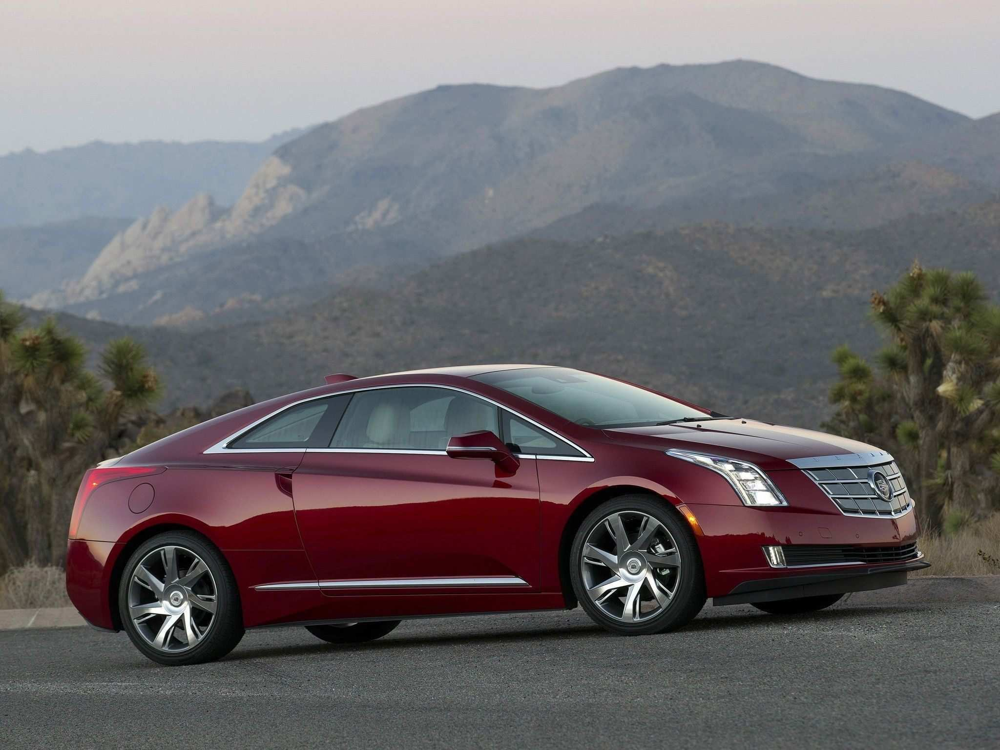 56 The 2020 Cadillac ELR S Images