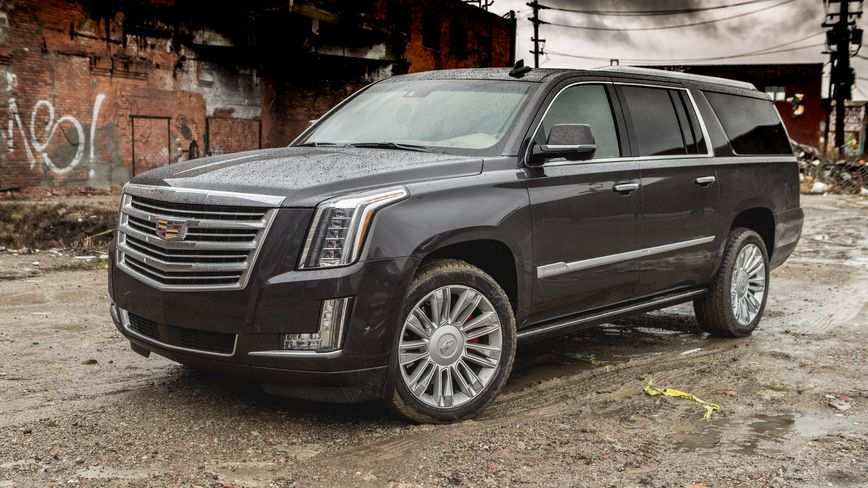 56 The 2020 Cadillac Escalade V Ext Esv Reviews