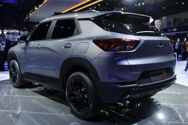 56 The 2020 Chevy Trailblazer Release Date