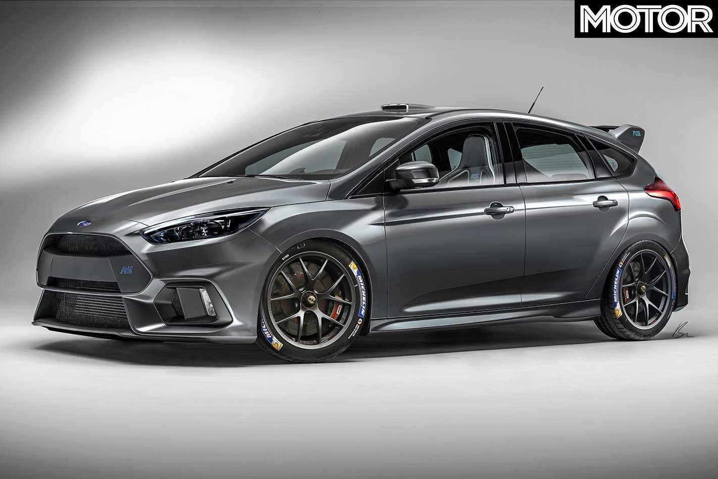 56 The 2020 Ford Focus RS Picture
