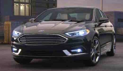 56 The 2020 Ford Fusion Energi Concept