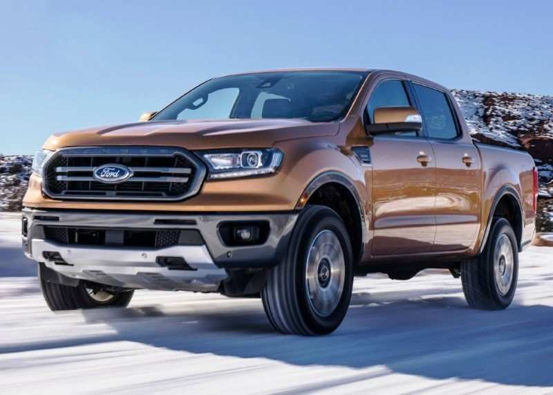 56 The 2020 Ford Ranger Usa First Drive