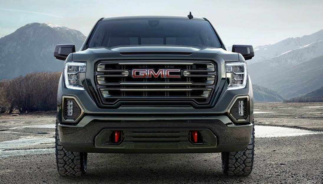 56 The 2020 GMC Denali 3500Hd Images