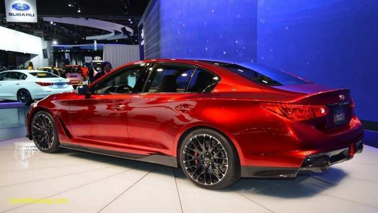 56 The 2020 Infiniti Q50 Photos