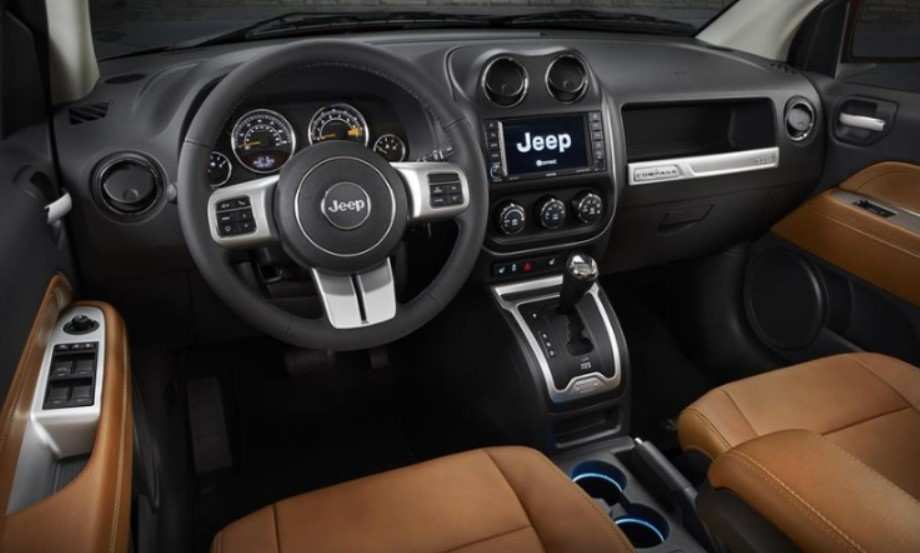 56 The 2020 Jeep Compass Speed Test
