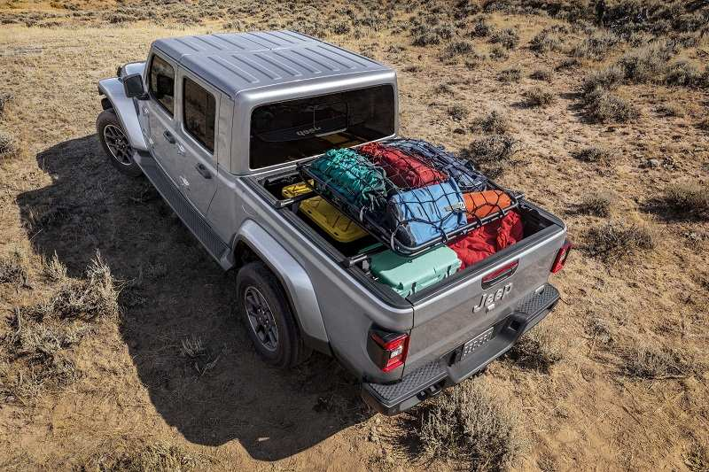 56 The 2020 Jeep Gladiator Aftermarket Parts Concept