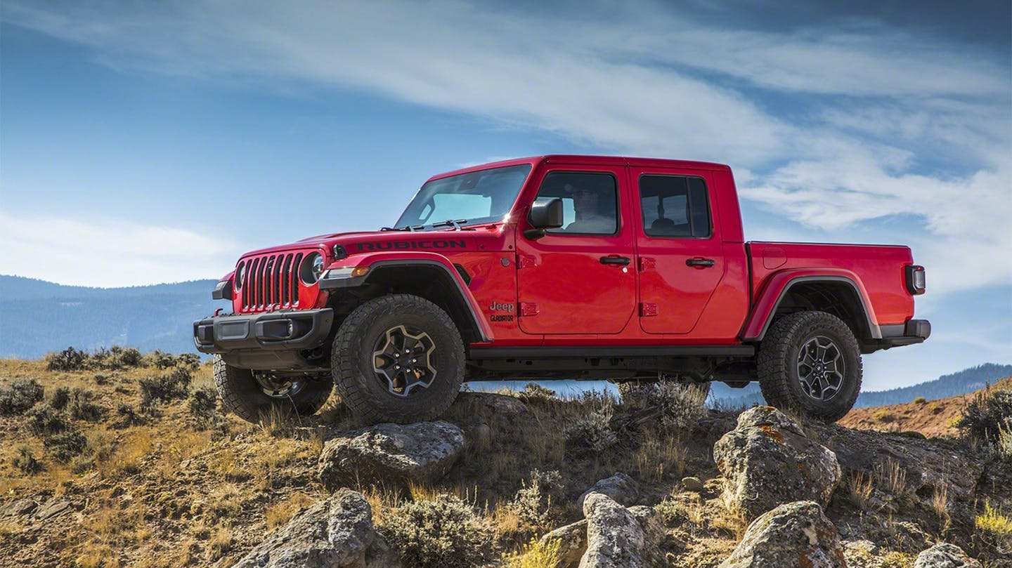 56 The 2020 Jeep Gladiator Lease Prices