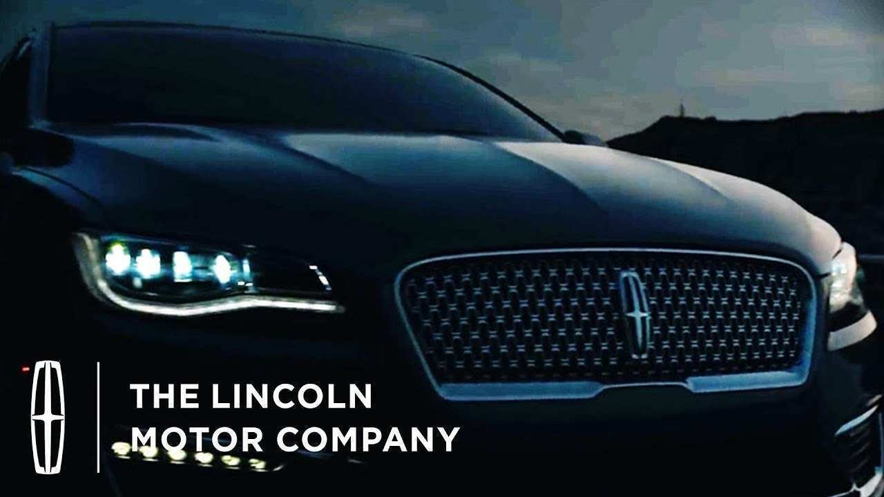 56 The 2020 Lincoln MKZ Hybrid Research New