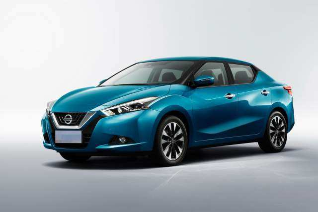 56 The 2020 Nissan Lannia Exterior