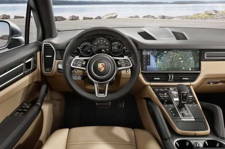 56 The 2020 Porsche Macan Research New