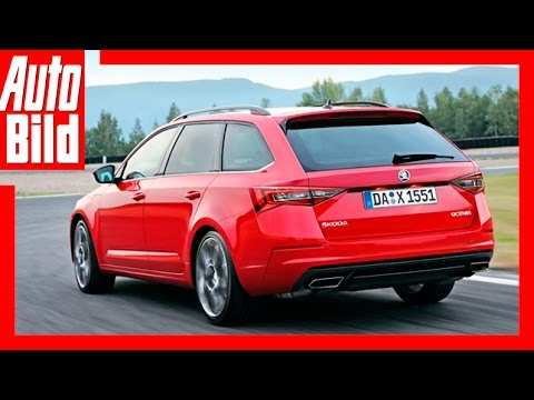 56 The 2020 Skoda Octavias Overview