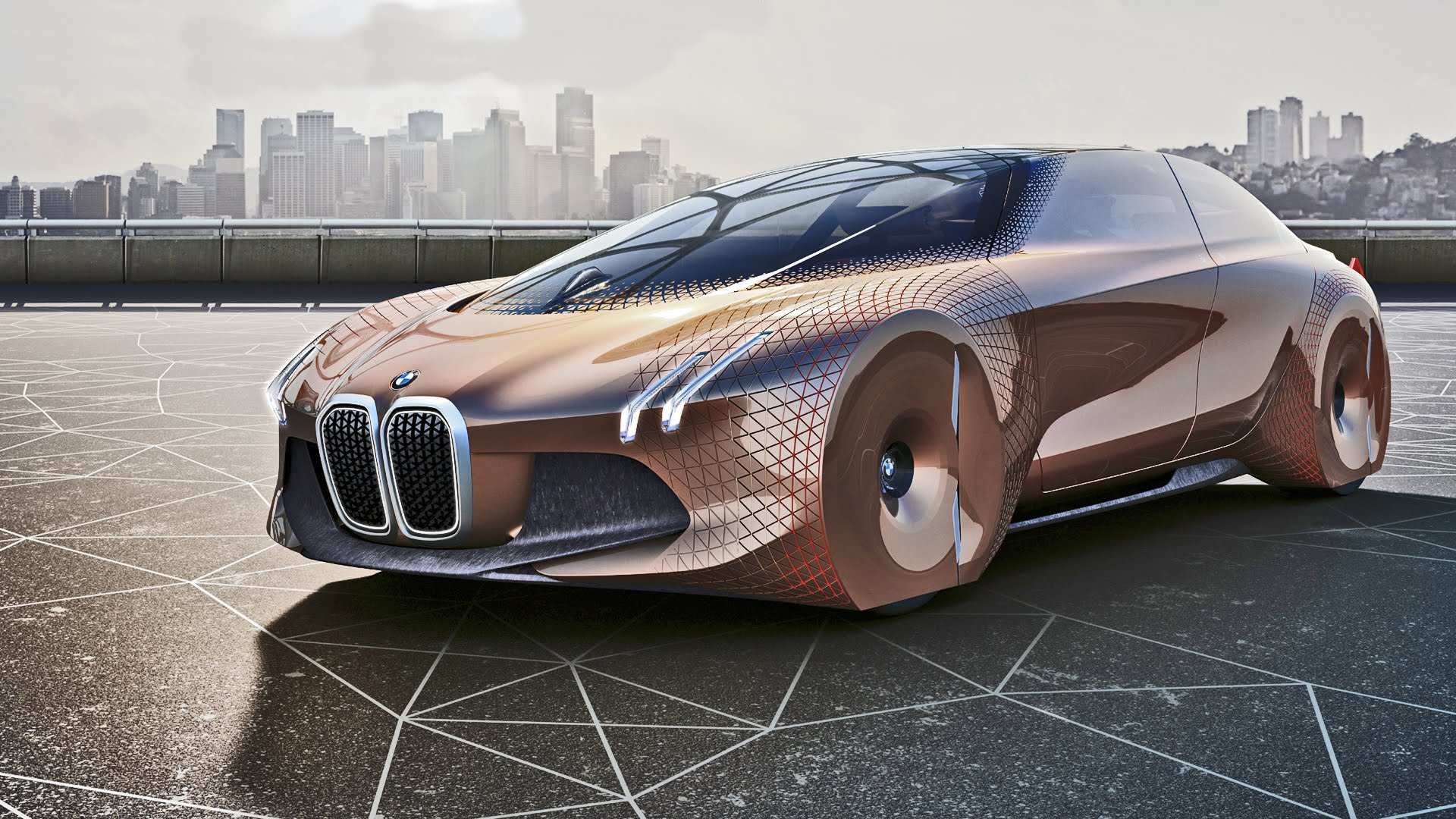 56 The BMW Elbil 2020 Pictures