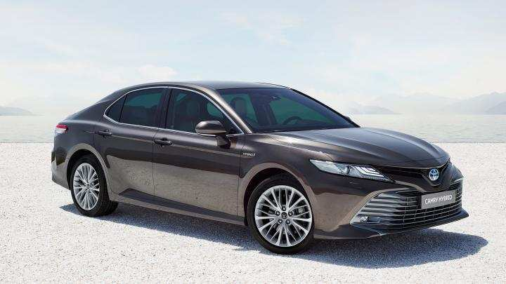 56 The Best 2019 All Toyota Camry Performance And New Engine