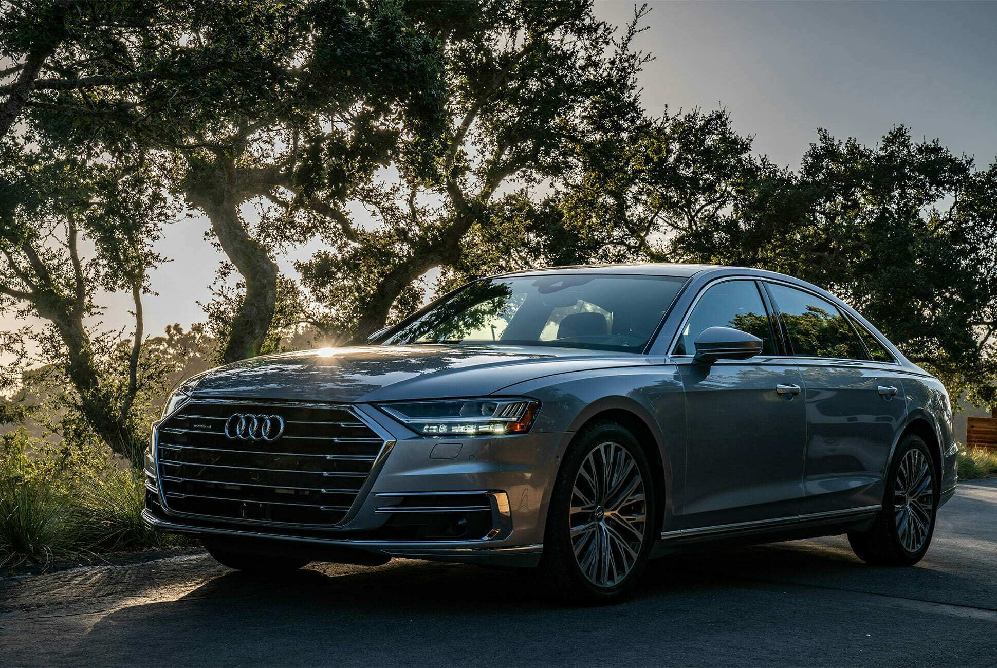 56 The Best 2019 Audi A8 Speed Test