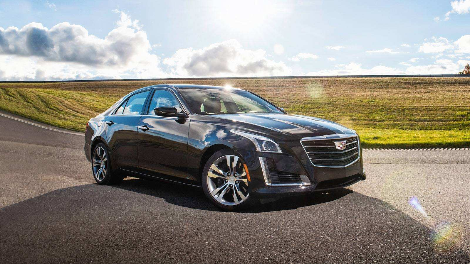 56 The Best 2019 Cadillac LTS Redesign And Concept