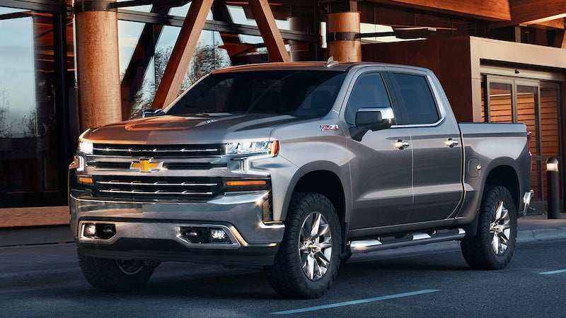 56 The Best 2019 Chevy Silverado Release