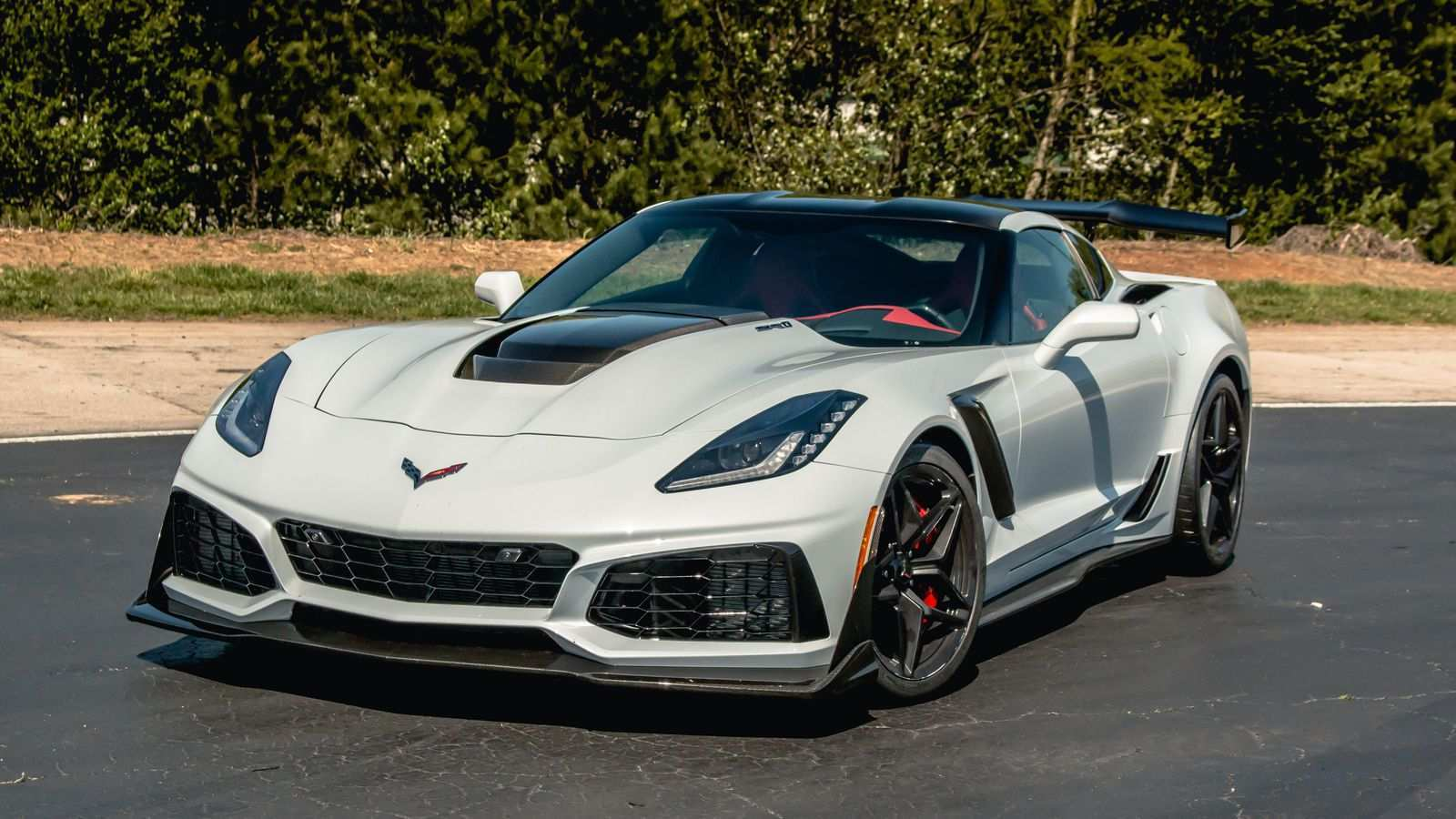 56 The Best 2019 Corvette ZR1 Interior