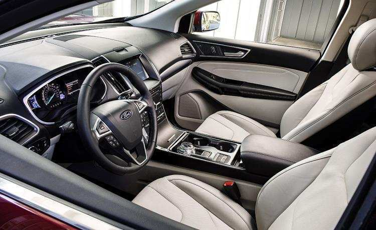 56 The Best 2019 Ford Edge New Design Pictures