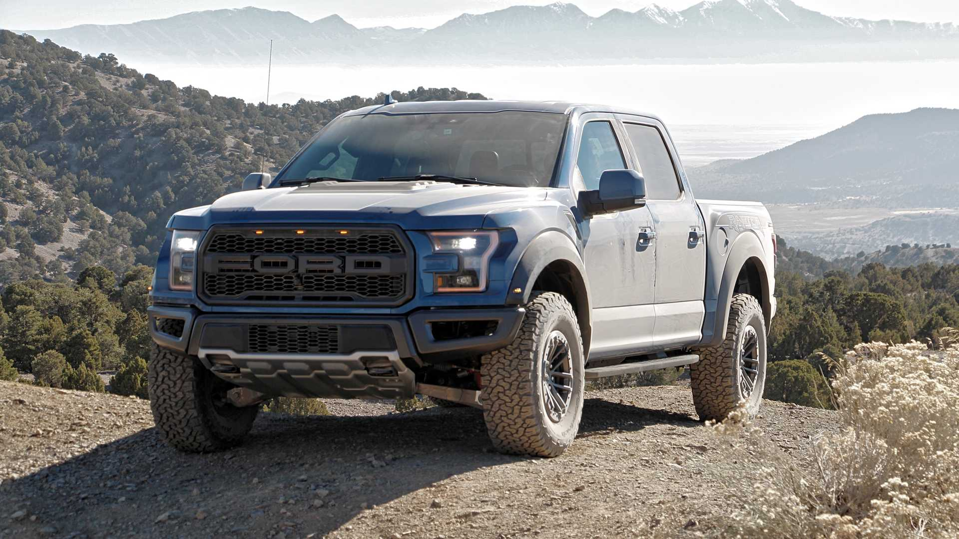 56 The Best 2019 Ford F150 Svt Raptor New Review
