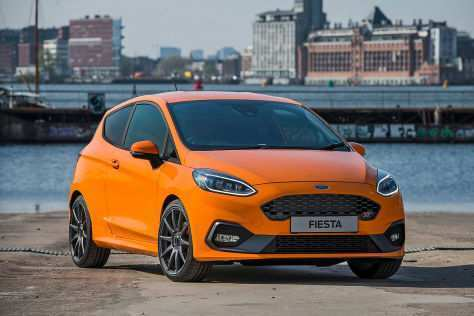 56 The Best 2019 Ford Fiesta Spy Shoot
