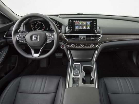 56 The Best 2019 Honda Accord Coupe Redesign And Review
