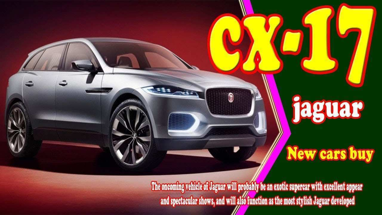 56 The Best 2019 Jaguar C X17 Crossover Research New