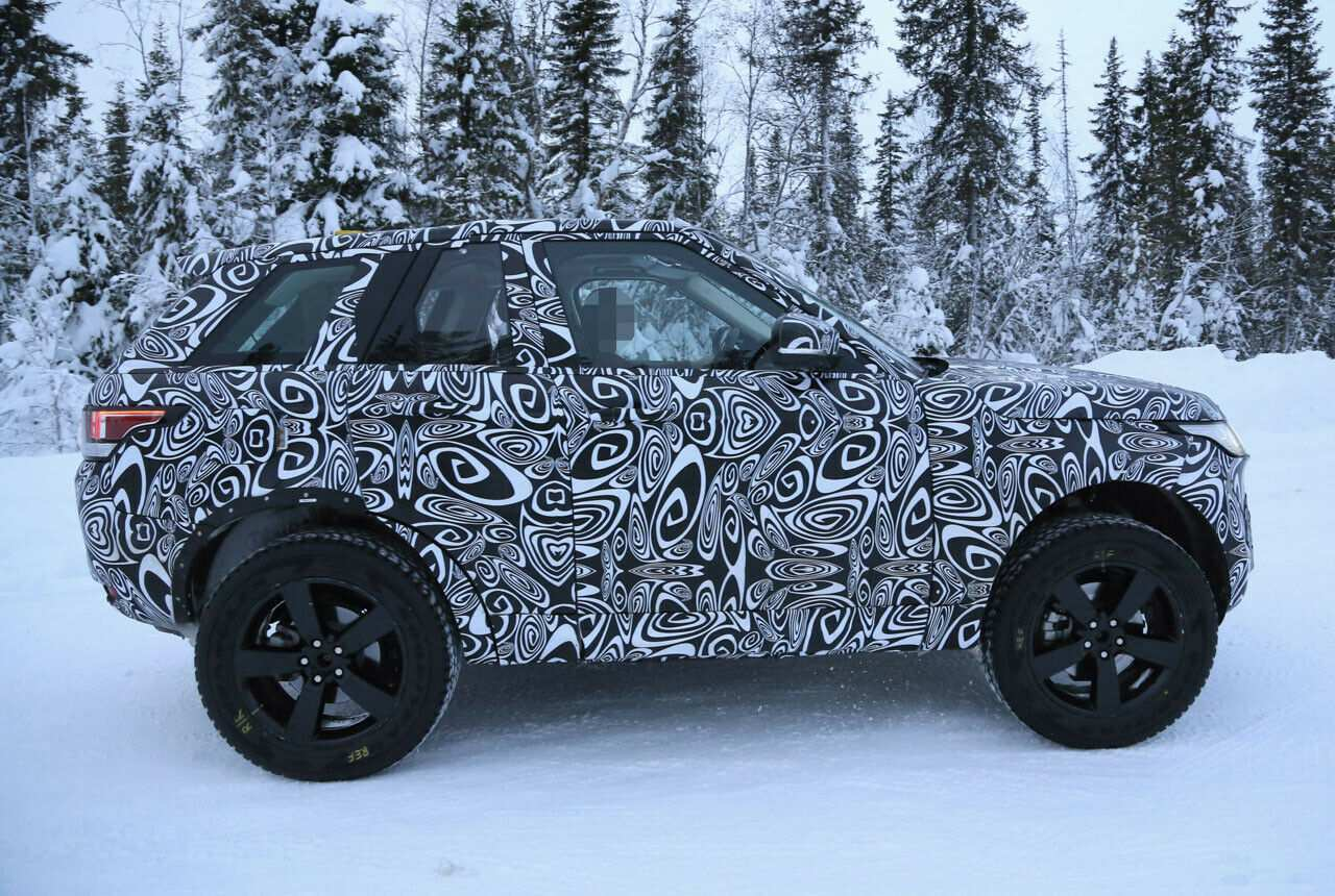 56 The Best 2019 Land Rover Defender Research New
