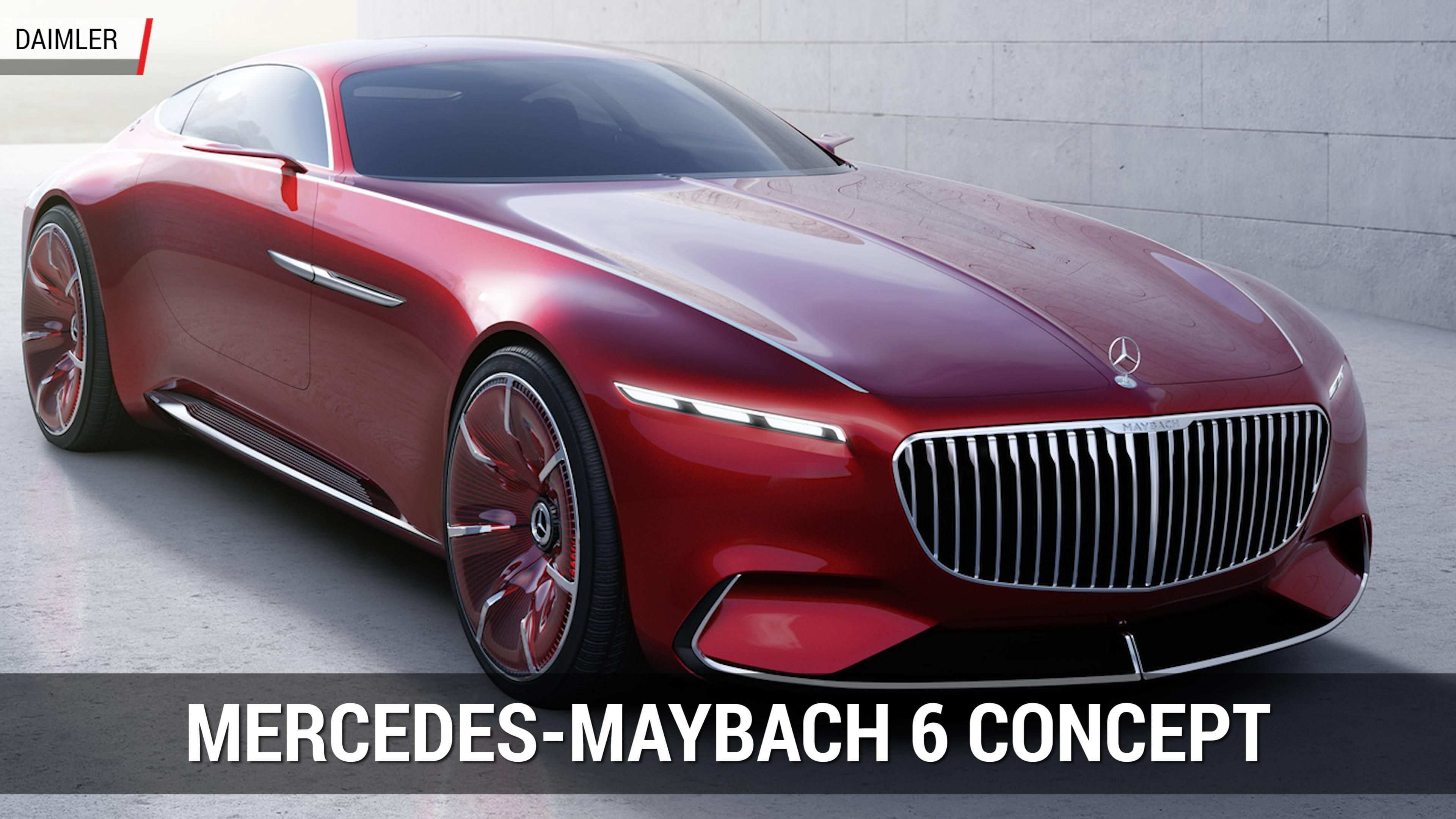 56 The Best 2019 Mercedes Maybach 6 Cabriolet Price New Concept